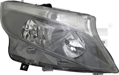 20-15015-05-2 TYC Head Lamp
