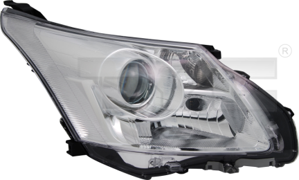 20-11927-05-2 TYC Head Lamp