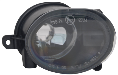 19-0831-01-9 TYC Fog Lamp Unit