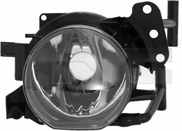 19-0471001 TYC Fog Lamp Unit
