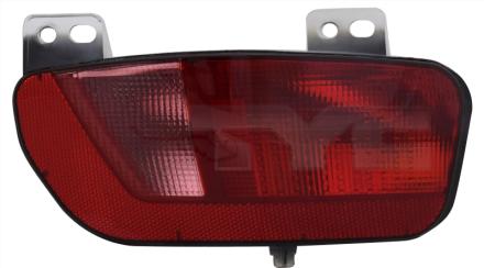 19-14955-01-2 TYC Rear Fog Lamp Unit