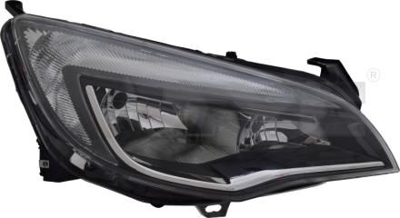 20-16975-05-2 TYC Head Lamp