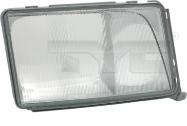20-3767-LA-1 TYC Head Lamp Lens