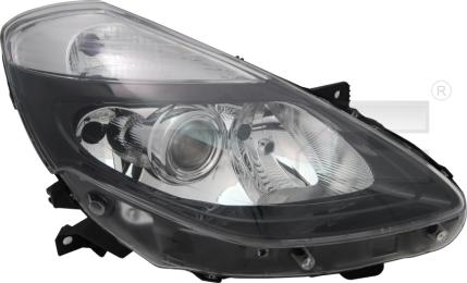 20-12117-05-2 TYC Head Lamp