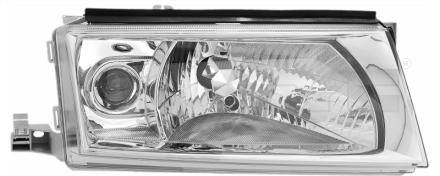 20-6231-05-2 TYC Head Lamp