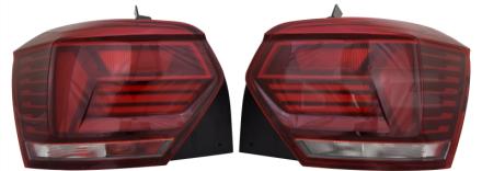 11-14643-01-2 TYC Tail Lamp Unit