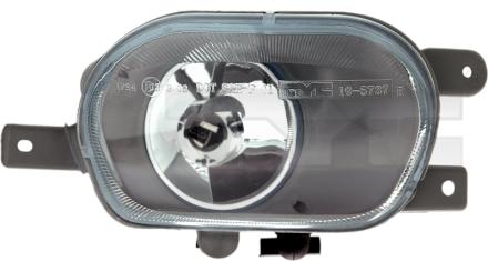 19-5737-05-9 TYC Fog Lamp