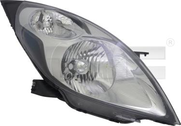 20-14495-15-2 TYC Head Lamp