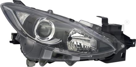 20-14425-05-2 TYC Head Lamp
