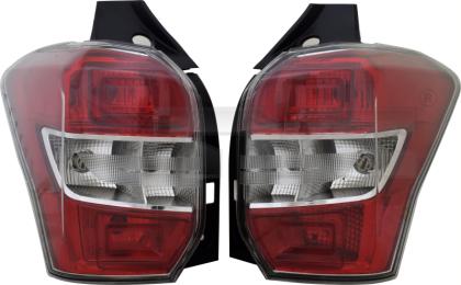 11-14909-05-9 TYC Tail Lamp