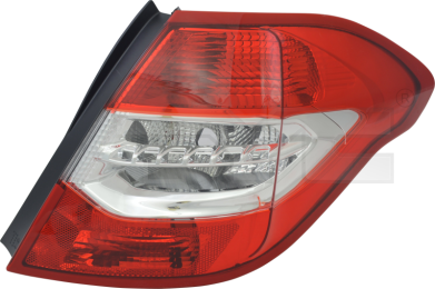 11-12135-01-2 TYC Outer Tail Lamp Unit