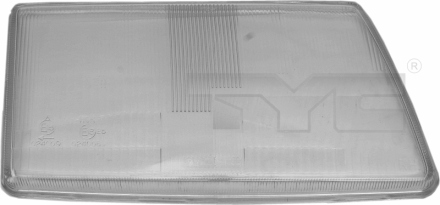 20-1736-LA-1 TYC Head Lamp Lens