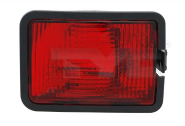 19-0519-01-2 TYC Rear Fog Lamp Unit