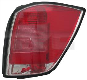 11-0509-01-2 TYC Tail Lamp Unit