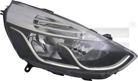 20-14287-05-2 TYC Head Lamp