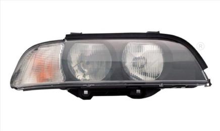 20-0379-15-2 TYC Head Lamp
