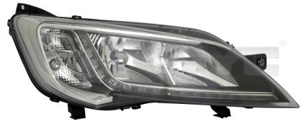20-15671-06-2 TYC Head Lamp