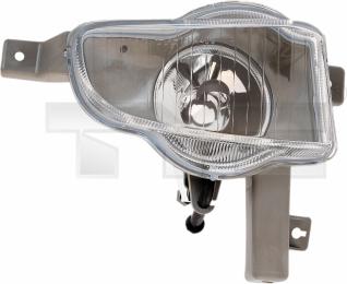 19-0409-01-2 TYC Fog Lamp Unit