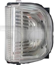 321-0163-3 TYC Mirror Side Blinker Unit