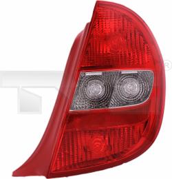11-0017-01-2 TYC Tail Lamp Unit