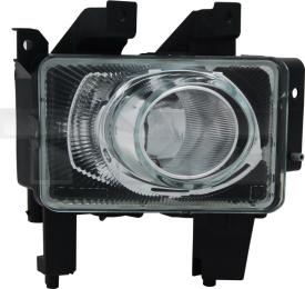 19-0925-05-2 TYC Fog Lamp