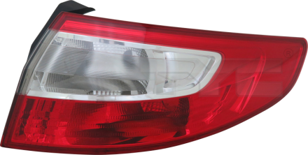 11-11961-01-2 TYC Outer Tail Lamp Unit
