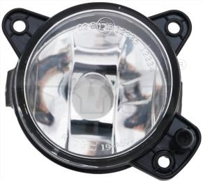 19-0605-01-2 TYC Fog Lamp Unit