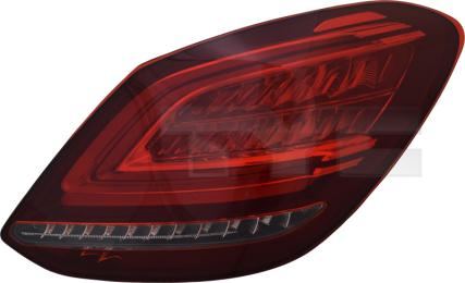11-9089-10-9 TYC Tail Lamp Assy