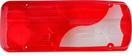 11-11697-LA-1 TYC Tail Lamp Lens