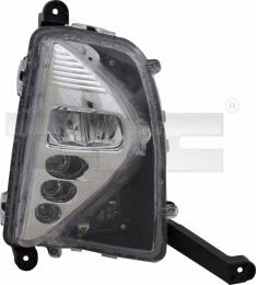 19-6179-10-2 TYC Fog Lamp Assy