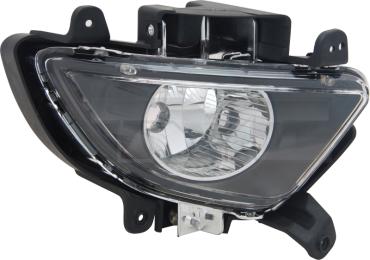 19-0939-01-2 TYC Fog Lamp Unit