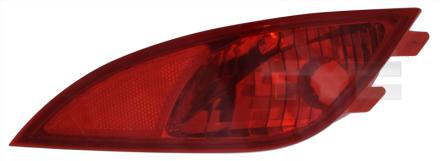 19-14189-01-2 TYC Rear Fog Lamp Unit