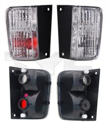 19-0661-01-2 TYC Reverse Lamp Unit