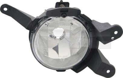19-5991-01-9 TYC Fog Lamp Unit