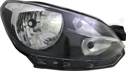 20-14015-20-21 TYC Head Lamp