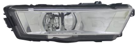 19-12613-01-2 TYC Fog Lamp Unit