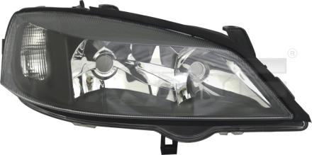 20-5487-55-2 TYC Head Lamp