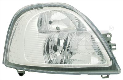 20-1267-05-2 TYC Head Lamp