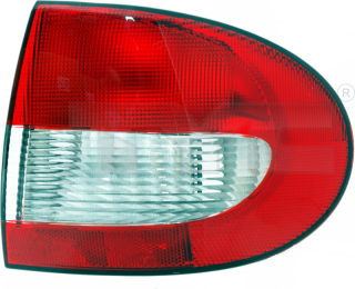 11-0225-01-2 TYC Outer Tail Lamp Unit