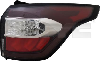 11-14711-16-9 TYC Tail Lamp