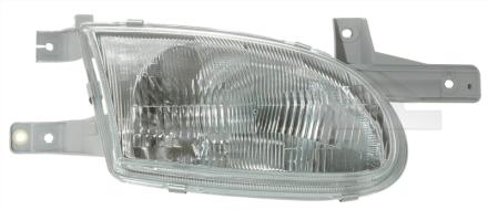 20-0177000 TYC Head Lamp