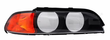 20-0379-LA-2 TYC Head Lamp Lens