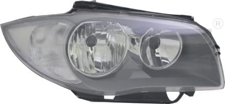 20-0649-20-21 TYC Head Lamp