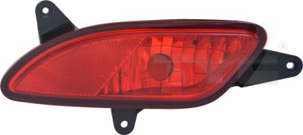 19-12062-01-2 TYC Rear Fog Lamp Unit