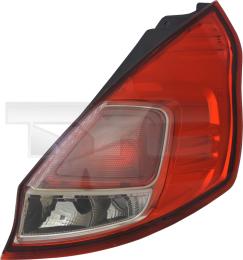 11-12537-01-9 TYC Tail Lamp Unit