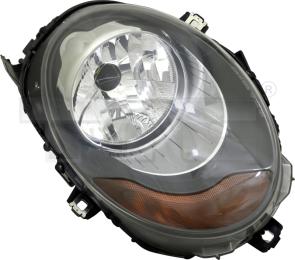 20-15041-05-2 TYC Head Lamp