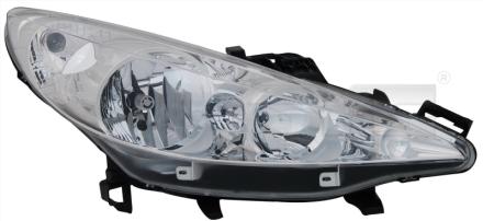 20-1059-00-21 TYC Head Lamp
