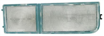 12-5083-01-2 TYC Bumper Plate
