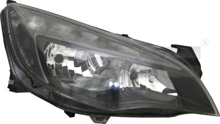 20-15601-06-2 TYC Head Lamp