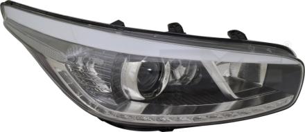 20-14859-06-2 TYC Head Lamp